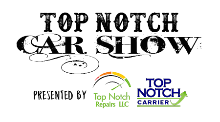 Top Notch Car Show 2020 Logo Image